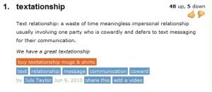 textationship