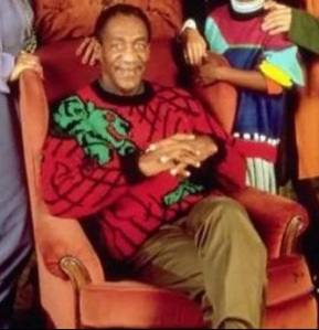 bill cosby sweater